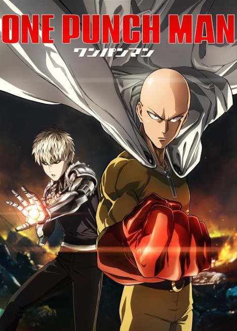 One_Punch_Man_TV_Anime_Key_Visual